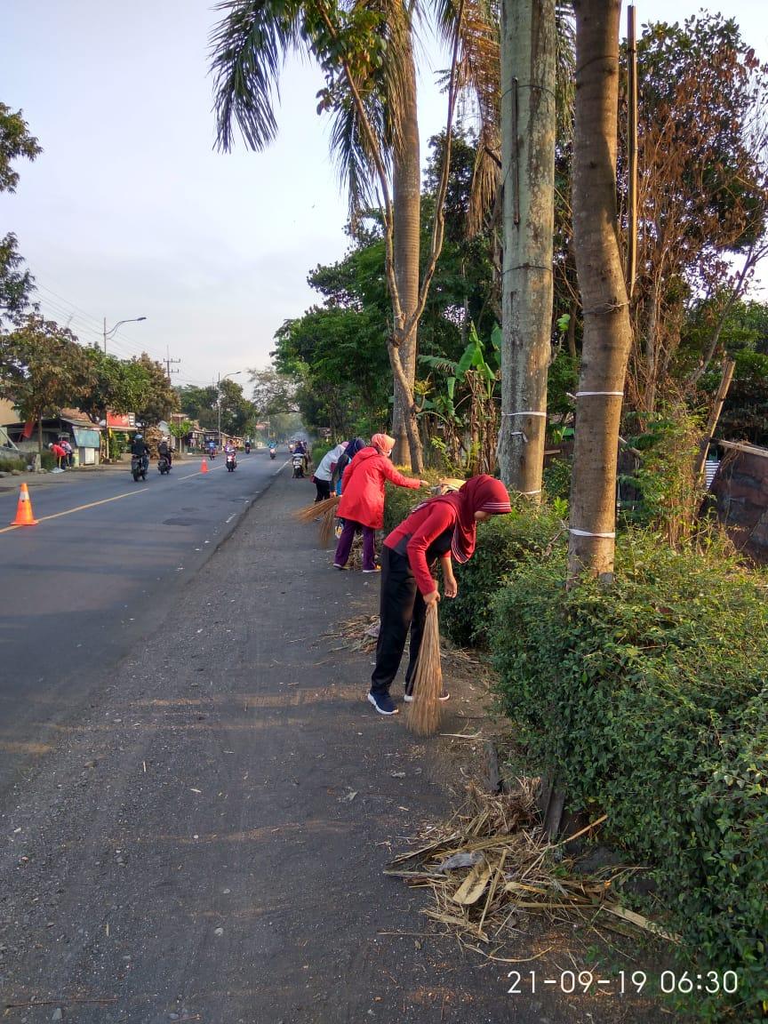 Kegiatan World Clean  up Day